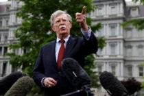 Bolton realizó duras críticas sobre la política exterior de Trump