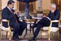 Maduro a Jorge Ramos: «Te vas a tragar tu provocación» (Video)