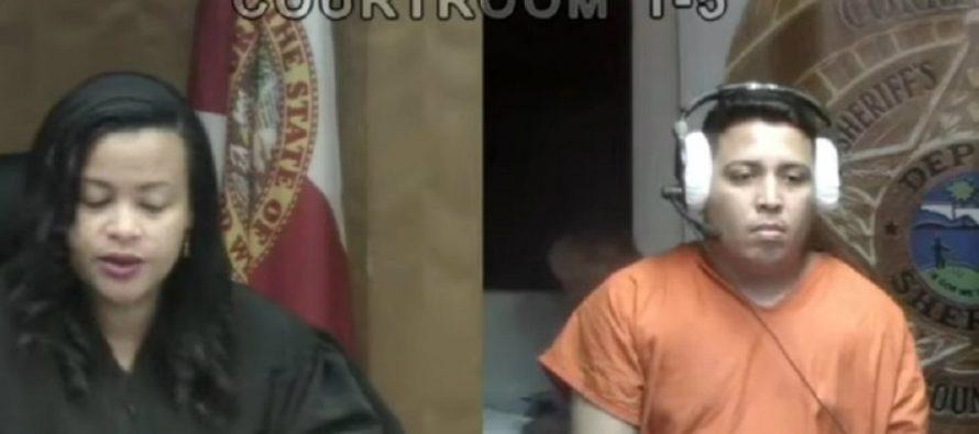 A la cárcel joven por herir a su padrastro con una botella en Hialeah