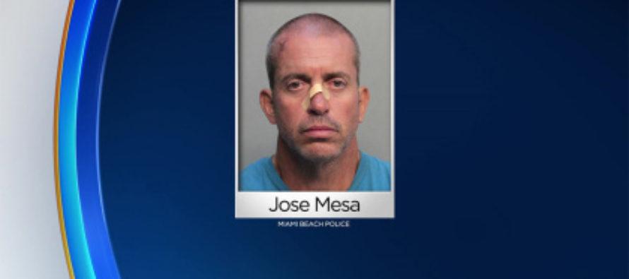 Cámaras de seguridad ayudan en el arresto de ladrón de tiendas en Miami Beach