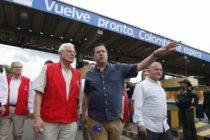 España donará 50 millones de euros a Colombia para solventar crisis venezolana