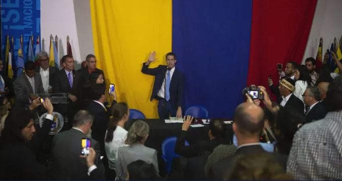 Tribunal anuló la presidencia de Guaidó en la Asamblea de Venezuela