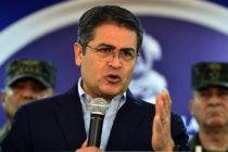 Red de narcotráfico del presidente de Honduras usaba helicópteros y submarinos