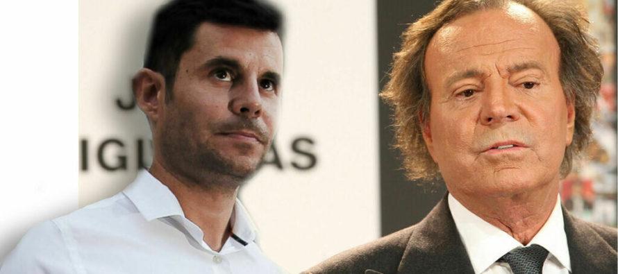 Un jurado dictaminó que Julio Iglesias es el padre biológico de Javier Sánchez