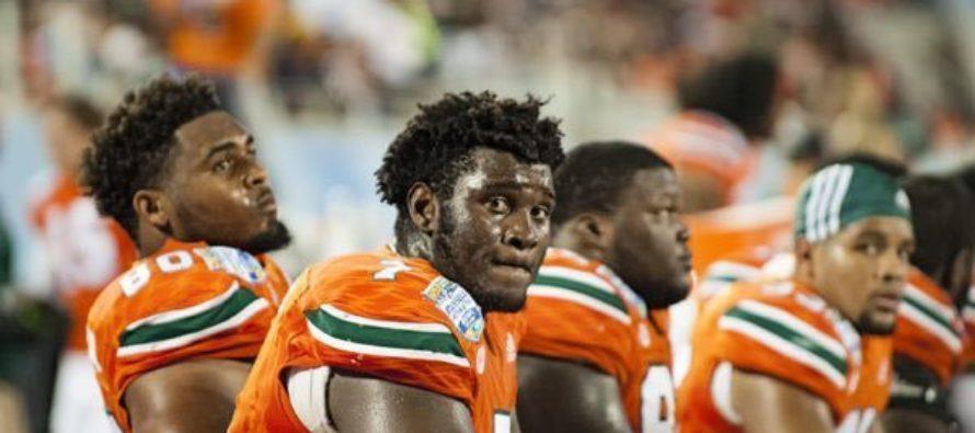 Amputan brazo a jugador de Miami Dolphins tras sufrir grave accidente