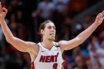 Lesión de Kelly Olynyk sería mas grave de lo esperado por Miami Heat