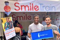 Kenyan Drake aprovecha su tiempo libre para ayudar a niños con paladar y labio leporino