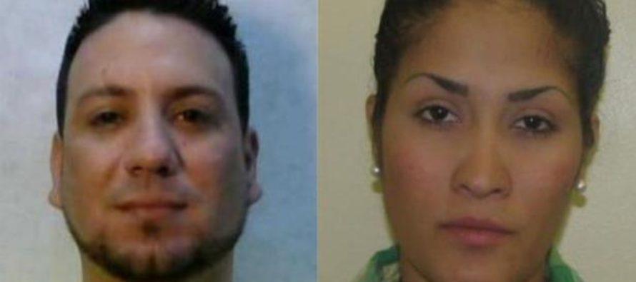 Detienen pareja con arma de la Policía de Miami en Puerto Rico
