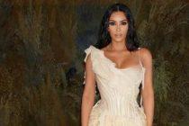 Kim Kardashian dejó a todo el mundo atónito en los Oscar con este vestido (Fotos)