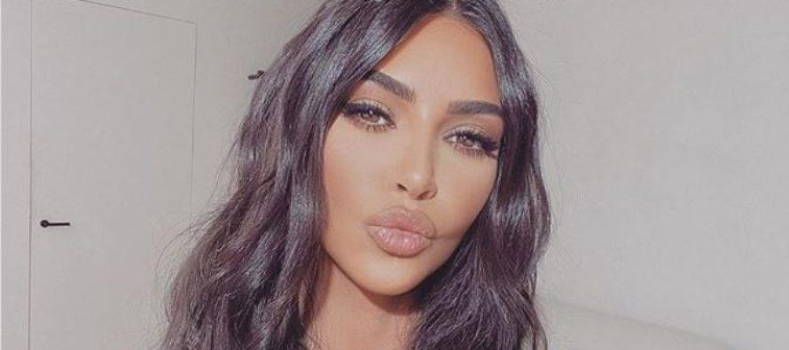 Kim Kardashian puso patas arriba Instagram con este selfie en el baño (Foto)