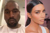 Kim Kardashian y Kanye West se convirtieron en padres por cuarta vez