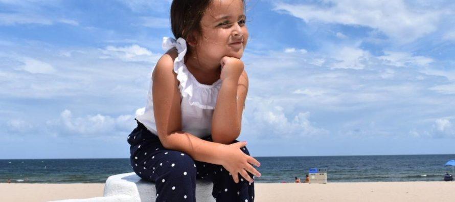 Conoce a La Chiqui la ocurrente youtuber infantil de Miami