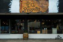 La Piazzetta con la mejor pizza del mundo y menú al gusto del mundo healty