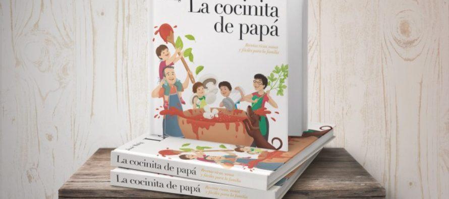 Presentan en Miami un libro para redescubrir el placer de cocinar en familia