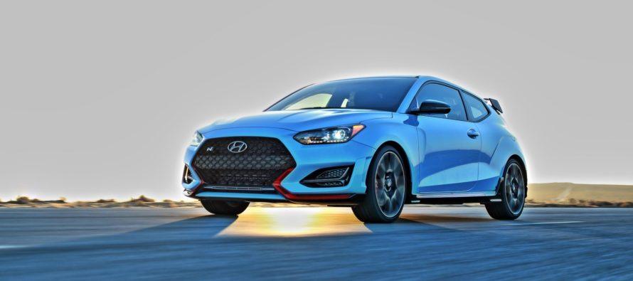 Roger Rivero: Veloster N, el Hyundai que lo cambia todo