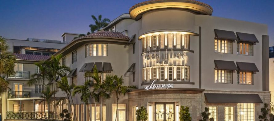 Descubre el nuevo e increíble Lennox Hotel Miami Beach