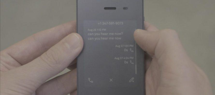 """Light Phone 2, el celular para estar """"desconectado"""" de las redes sociales"""