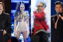 Miami se iluminará con Ricky, Raphael, Daddy Yanquee y Gloria Trevi en los Premios Lo Nuestro