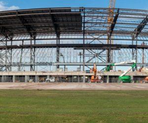 Inter Miami renovó el césped del Lockhart Stadium (Video)