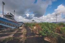 David Beckham con todo listo para la demolición del Lockhart Stadium