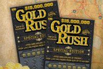 ¡Suerte! Hombre invirtió $30 en un raspadito de la lotería de Florida y ganó $15 millones