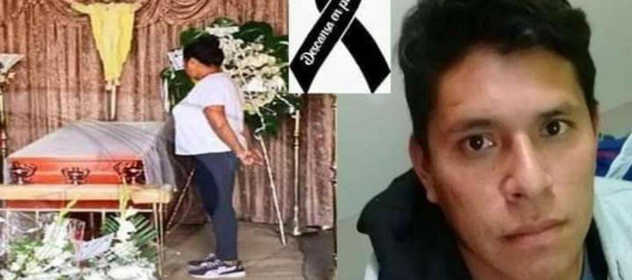 Futbolista peruano murió de un infarto tras tomar agua fría al terminar un partido
