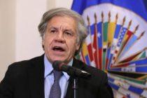 Almagro se unió a campaña para expulsar al régimen de Maduro del Consejo de DDHH de la ONU