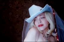 Madonna llegó a Israel para su concierto en Eurovisión