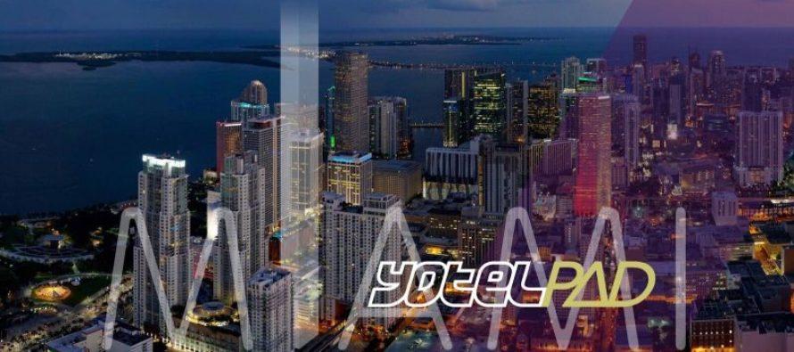 YOTELPAD Miami Se Vendió Completamente en Tiempo Récord