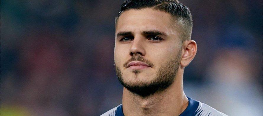 Mauro Icardi es el nuevo nombre que suena para Inter Miami