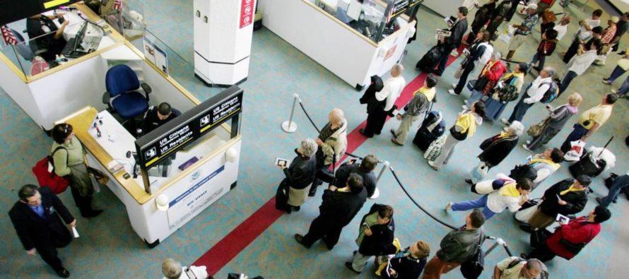 Aeropuerto de Miami saturado con pasajeros rumbo a Cuba…¿y las restricciones?