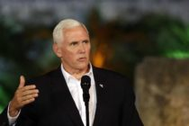 Vicepresidente Mike Pence hará campaña en Florida Central