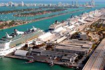 Puerto de Miami marca nuevo record con casi 7 millones de pasajeros en 2019