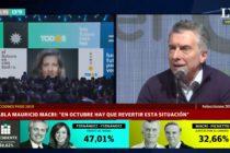 Macri sufre contundente derrota en primarias de Argentina