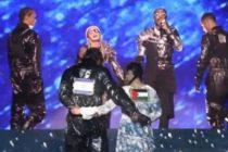 Madonna causó conmoción tras mostrar la bandera de palestina en show de Eurovisión