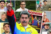 Informe secreto detalla como Maduro busca desestabilizar Colombia con ELN y FARC
