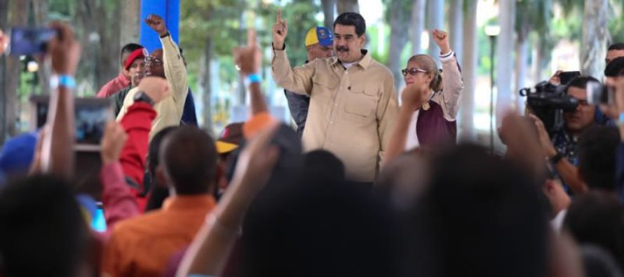 """Régimen de Maduro es una """"Empresa Criminal»"""