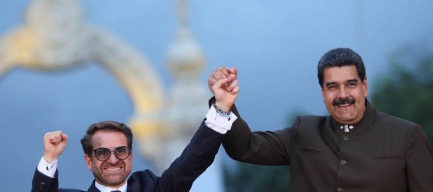 Estados Unidos sanciona a 4 gobernadores chavistas