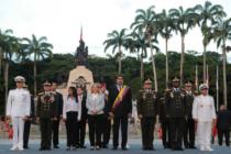 Venezuela celebra el Día del Ejército en ambiente enrarecido
