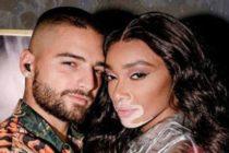 ¿Confirmados los rumores? Maluma tiene un romance con Winnie Harlow