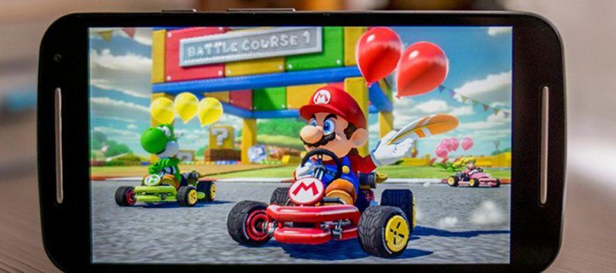 Mario entra en la pista de juegos smartphone a finales de 2019