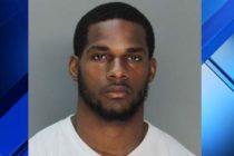 Ex jugador de NFL fue arrestado por sexta vez en un año en Miami