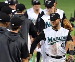 Atlanta y Philadelphia serán los rivales de Miami en esta nueva semana de Grandes Ligas