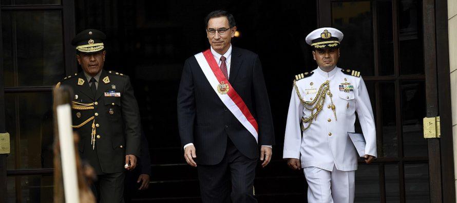 Carlos Escaffi Rubio: Vizcarra plantea cuestión de confianza ante el congreso