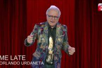 Me Late con Orlando Urdaneta …¡en UnivistaTV!