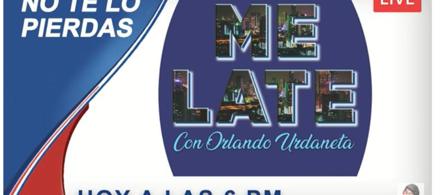 Univista TV: Mas humor con Me Late con Orlando Urdaneta