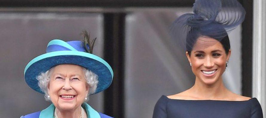 Meghan Markle amenaza con extorsionar a la reina Isabel