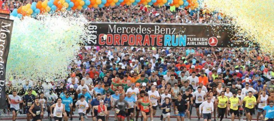 ¡Se cumplió la expectativa! Cerca de 27.000 corredores participaron en la Mercedes Benz Corporate Run de Miami