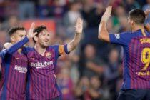Messi dirá presente en Miami con el Barcelona