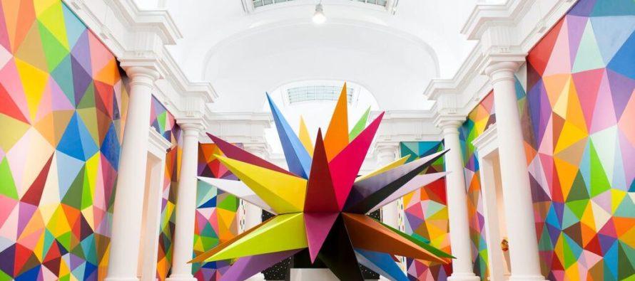 Descubre las obras más contrastantes y emblemáticas de Miami Art Week 2019